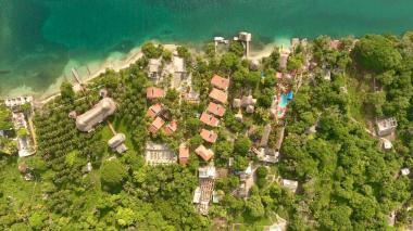 Comienza proceso para poner orden a predios de las Islas del Rosario