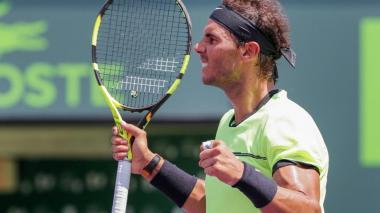 Djokovic se une a Nadal y a Murray