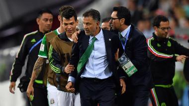 La Fifa impone seis fechas de sanción a Juan Carlos Osorio