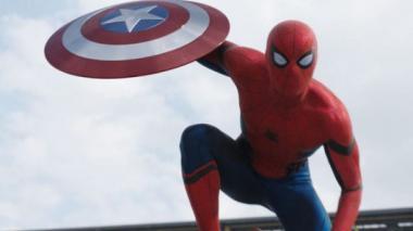 La evolución de 'El Hombre Araña' en la pantalla gigante