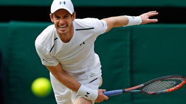 Murray, en cuartos de final de Wimbledon