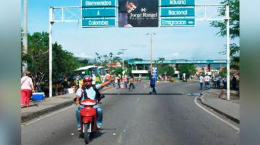 Cancillería rechaza muerte de colombiano en frontera con Venezuela