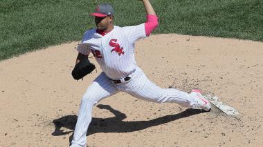 En Grandes Ligas, José Quintana solo ha jugado con los Medias Blancas de Chicago.