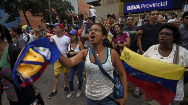 Oposición venezolana anuncia paro cívico de 24 horas para el jueves