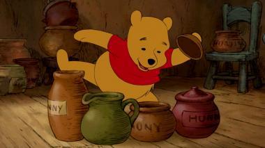 Imagen del oso Winnie.