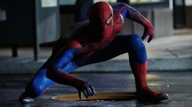 'Spiderman' sigue dominando los cines colombianos