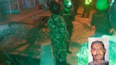 Atentado a bala en Malambo deja un hombre muerto y otro herido