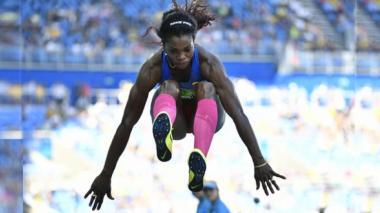 Ibargüen vence a Rojas en Mónaco, esta vez en 14,86 m