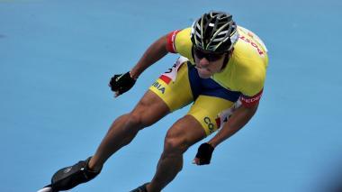 El bolivarense Andrés Jiménez gana oro en Juegos Mundiales
