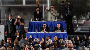Maduro anuncia cárcel para los 33 magistrados opositores