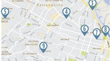 En video | La ruta del arte urbano en Barranquilla