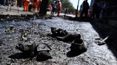29 civiles muertos en un bombardeo contra el EI en la ciudad de Raqa, Siria
