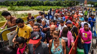 Comienzan dos días de huelga en Venezuela