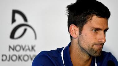 Djokovic anuncia el final de su temporada por la lesión de codo