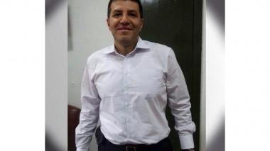 Manuel Jaime Arango, asesinado.