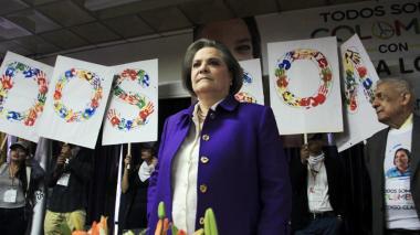 Clara López instaló la Convención de 'Todos Somos Colombia'