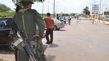 Migración en Paraguachón registró cerca de 100 venezolanos ingresando al país