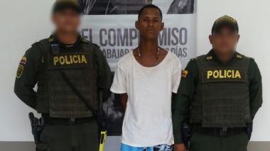 Cae mototaxista que robó a una pareja de turistas portugueses