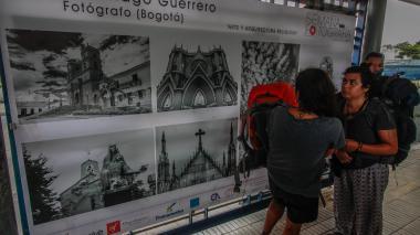 Un espacio para exposiciones de fotografía en Barranquilla