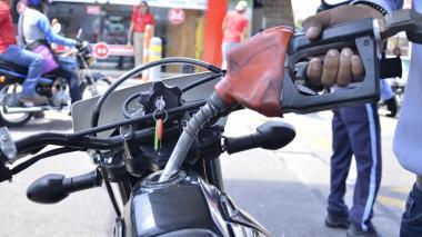 Precio del galón de gasolina sube 1,9% en Barranquilla