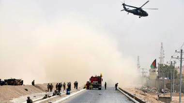 Mueren dos soldados de EEUU en ataque a convoy de la Otan