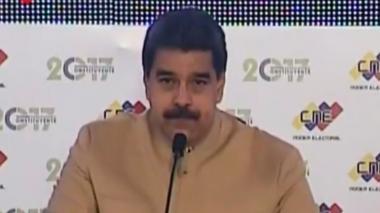 Maduro posterga instalación de su Constituyente para el viernes