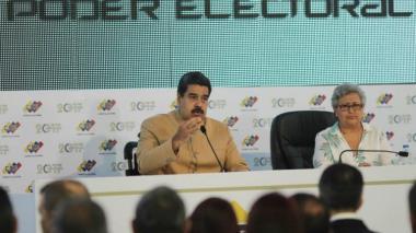 Maduro se apresta a juramentar a asambleístas de la Constituyente