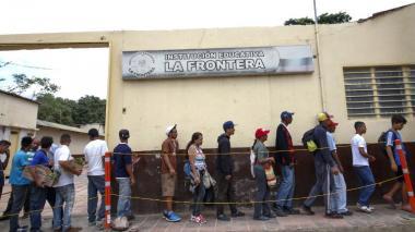 """Elección de la Asamblea Constituyente en Venezuela fue """"manipulada"""""""