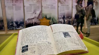El diario de Ana Frank fue publicado en 1947.