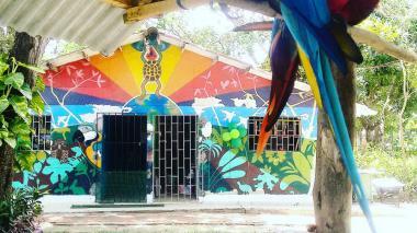 Ecoparque Aula Ecológica Metropolitana, observatorio ecológico urbano.