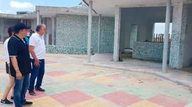 Gobernador pide celeridad en obras de CDI en dos municipios