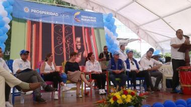 Prosperidad Social entrega 127 mejoramientos de casas en Santo Tomás