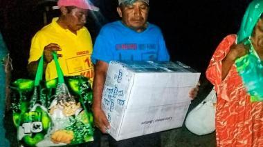 ¿Qué ocurrió en el caso de la bebé wayuu muerta trasladada en una caja?