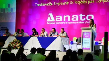 Congreso realizado por Anato.