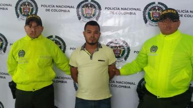 Jesús Manuel Blanco, 22 años, alias 'Pikachu'.