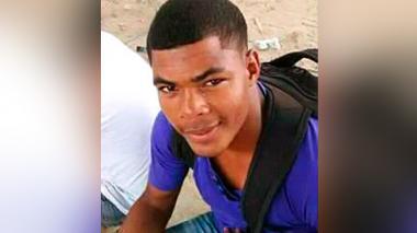 El cuerpo de Roberto Carlos Salcedo Farfán fue hallado en un sector enmontado entre Calamar y Santa Lucía.