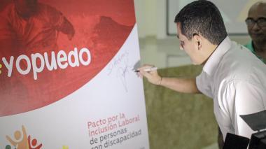 En Bolívar dispondrán 20 vacantes laborales para personas en condición de discapacidad