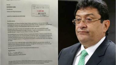 Hija de López Peralta pide a Cámara retirar condecoración a Kiko Gómez