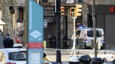 Líderes del mundo rechazan atentado en Barcelona