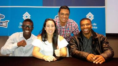 El deporte no se toca, reiteraron los olímpicos en Cartagena