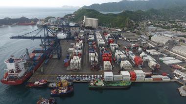 Puerto de Santa Marta, listo para exportar aguacates a EU