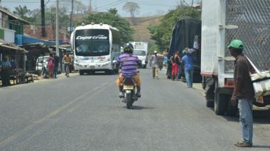 Choque entre motos en la Cordialidad deja dos muertos y una herida