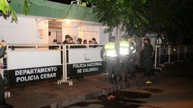 Fuga masiva de presos en estación de Policía en Valledupar