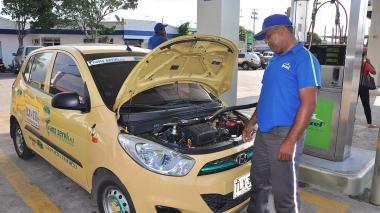 Riohacha podría quedar sin gas vehicular