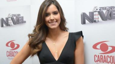 Paulina Vega es criticada por apoyar a Venezuela en Instagram