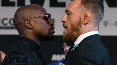 Mayweather vs. McGregor, la última locura del boxeo