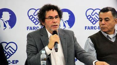 Inventario de las Farc es de casi un billón de pesos: Alape