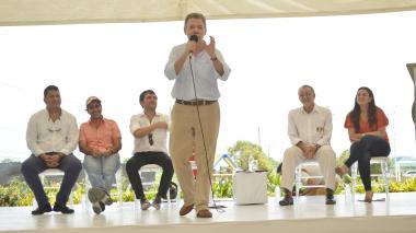 Presidente da vía libre para ampliar la reserva del tití cabeciblanco en Atlántico