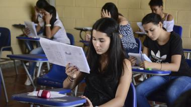 """Prueba Saber, un examen que para algunos estudiantes ha sido """"super fácil"""""""