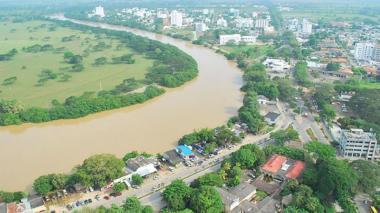 La investigación de la Universidad de Córdoba, indica que existe alto grado de contaminación por metales pesados en el río Sinú.